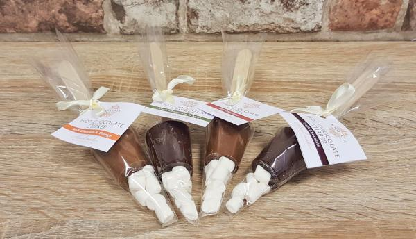 Hot Chocolate Stirrers by Xocolate
