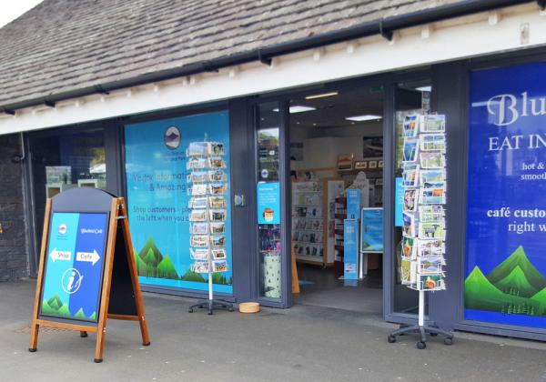 Xocolate at Bowness Tourist Information Centre