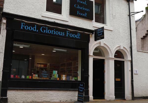 Xocolate at Food Glorious Food, Carlisle