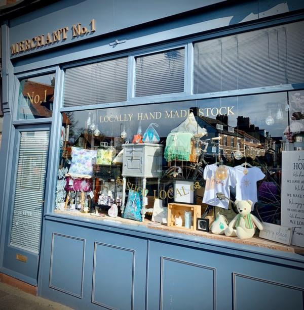 Merchant No.1, Whitley Bay