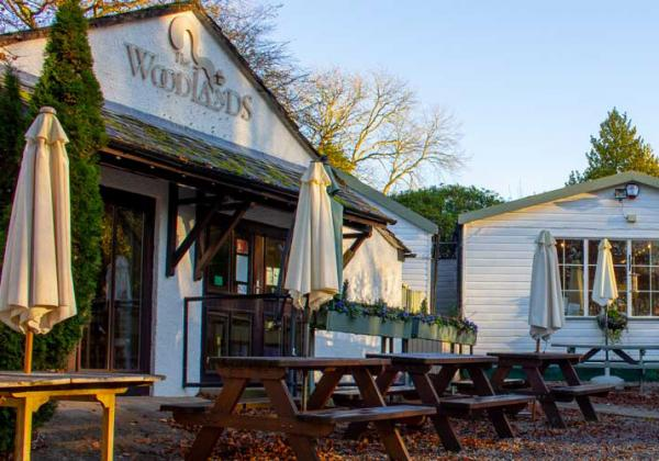 Xocolate at Woodlands Tea Room, Santon Bridge